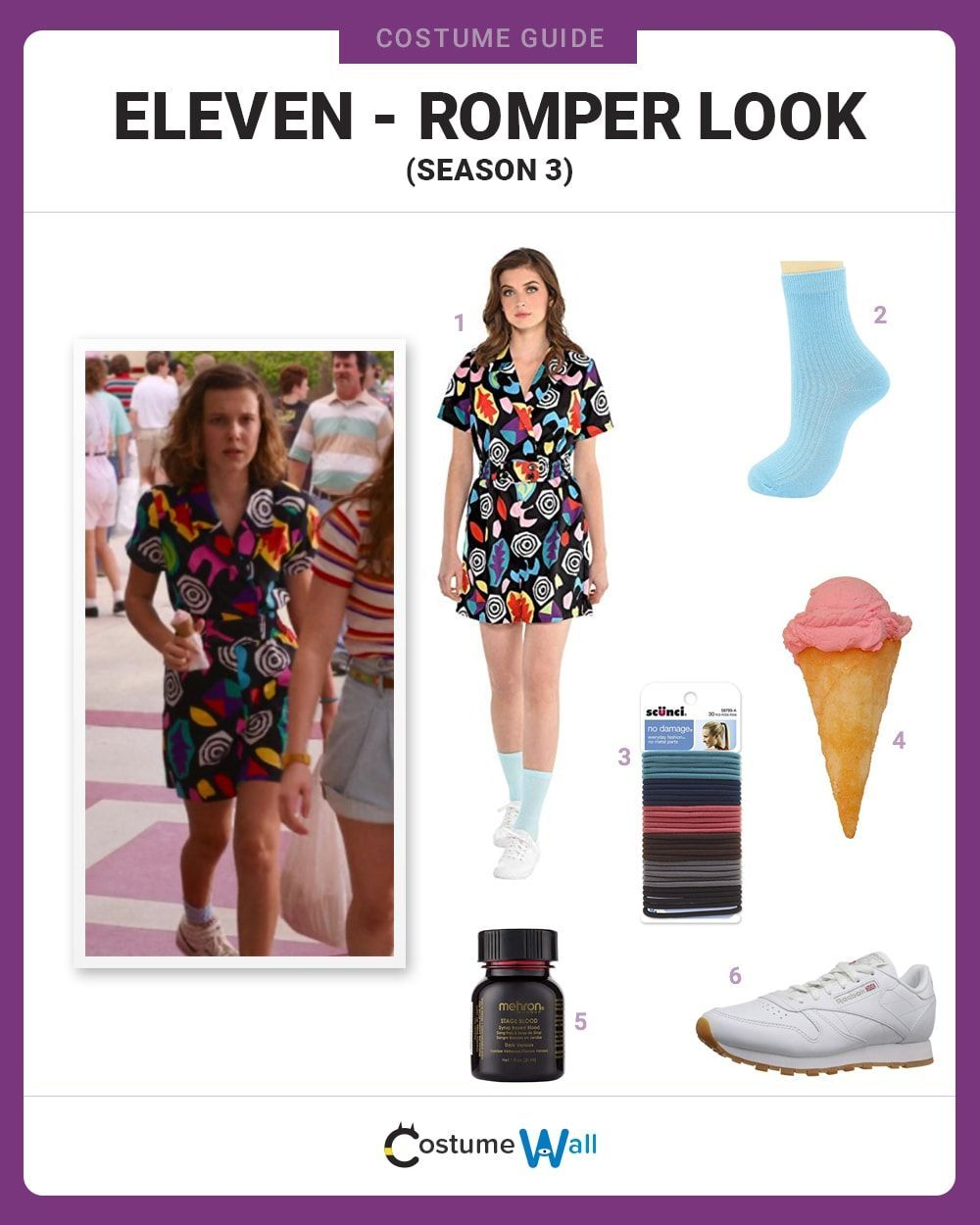 Photo of Dress Like Eleven – Romper Look (sesong 3)