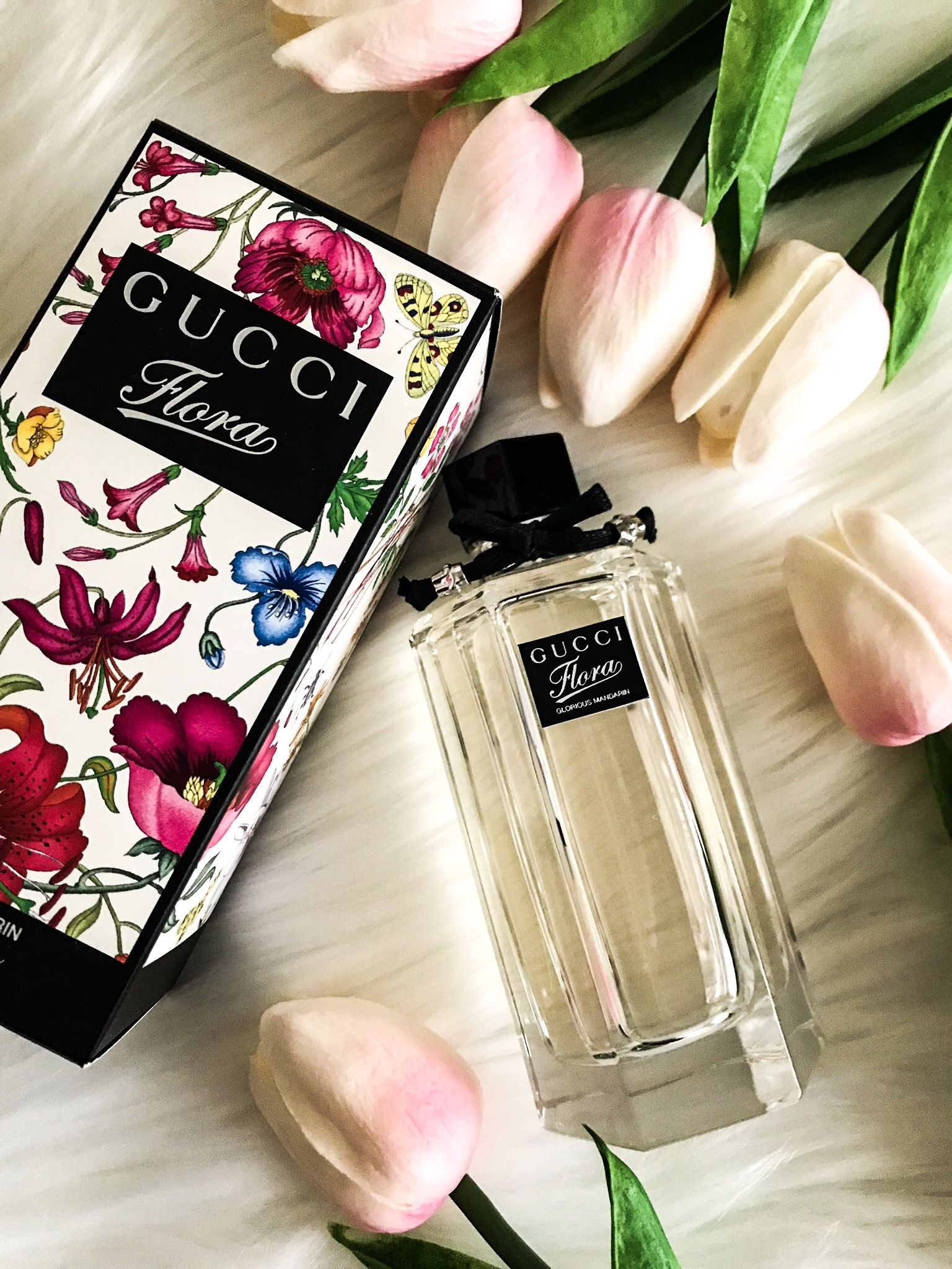 4ed9bef452a Gucci Flora Glorious Mandarin by Gucci Eau De Toilette Spray for Women (3.4  oz)