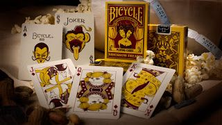 Bicycle Sideshow Freaks Playing Cards Coming In July