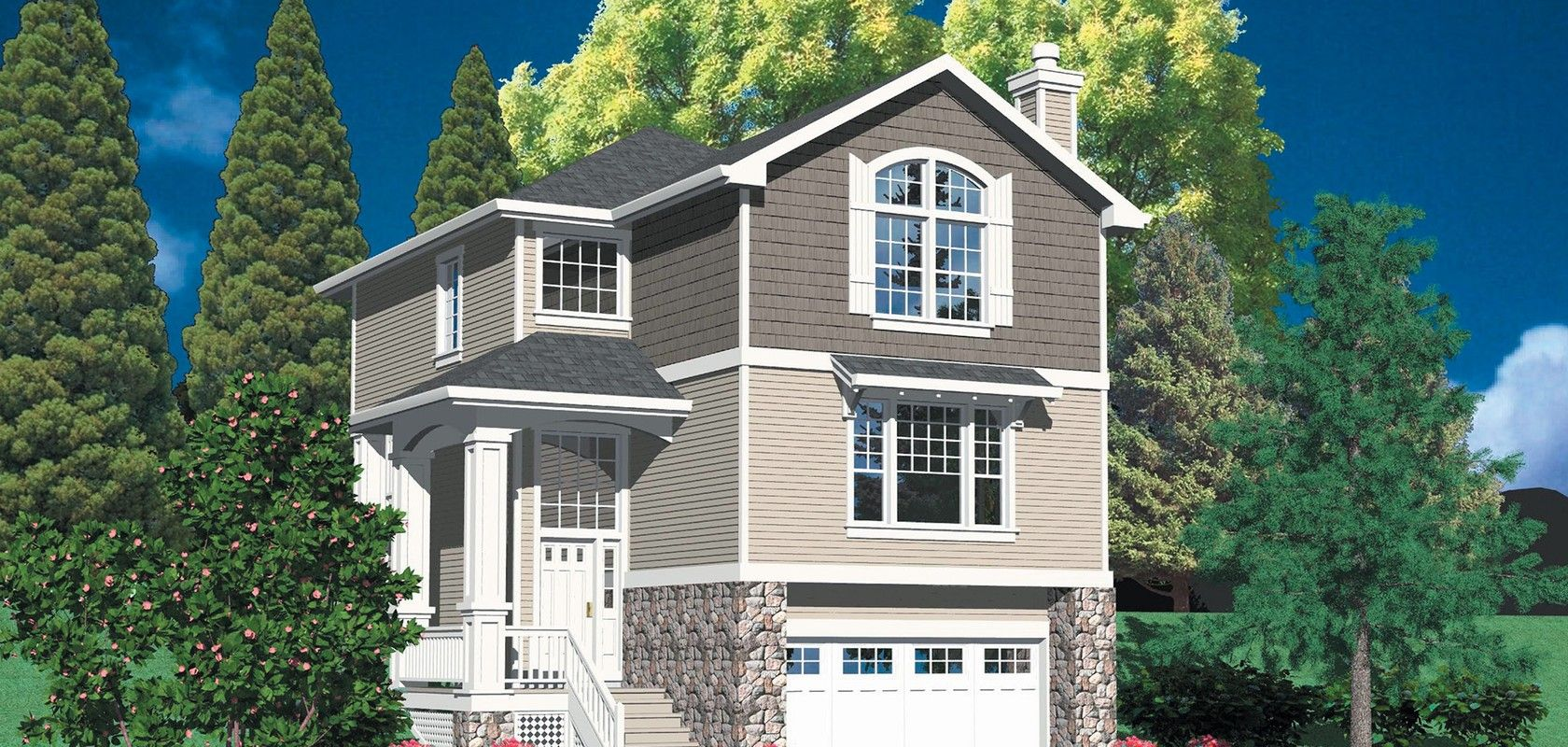 Mascord Plan 2195A -The Whittgold