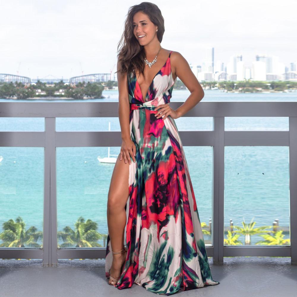 Free Shipping Boho Floral Tie Dye Maxi Dress Jkp4450 In 2021 Floral Dresses Long Maxi Dress Womens Maxi Dresses [ 1000 x 1000 Pixel ]