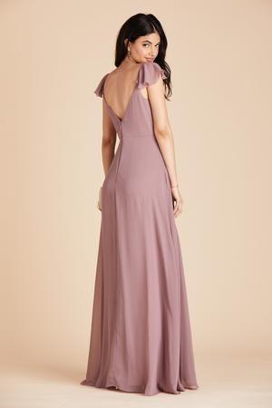 Kae Dress Dark Mauve Flattering Bridesmaid Dresses Bridesmaid Dresses Mauve Bridesmaid Dress