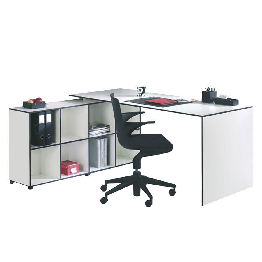 Schreibtisch Kombination Bianconero Büro Corner Desk Desk Und