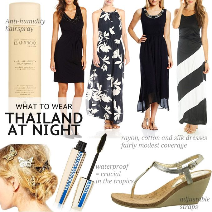 32cd46f0c6 What to wear in Thailand at night: Women's resort dress code suggestions