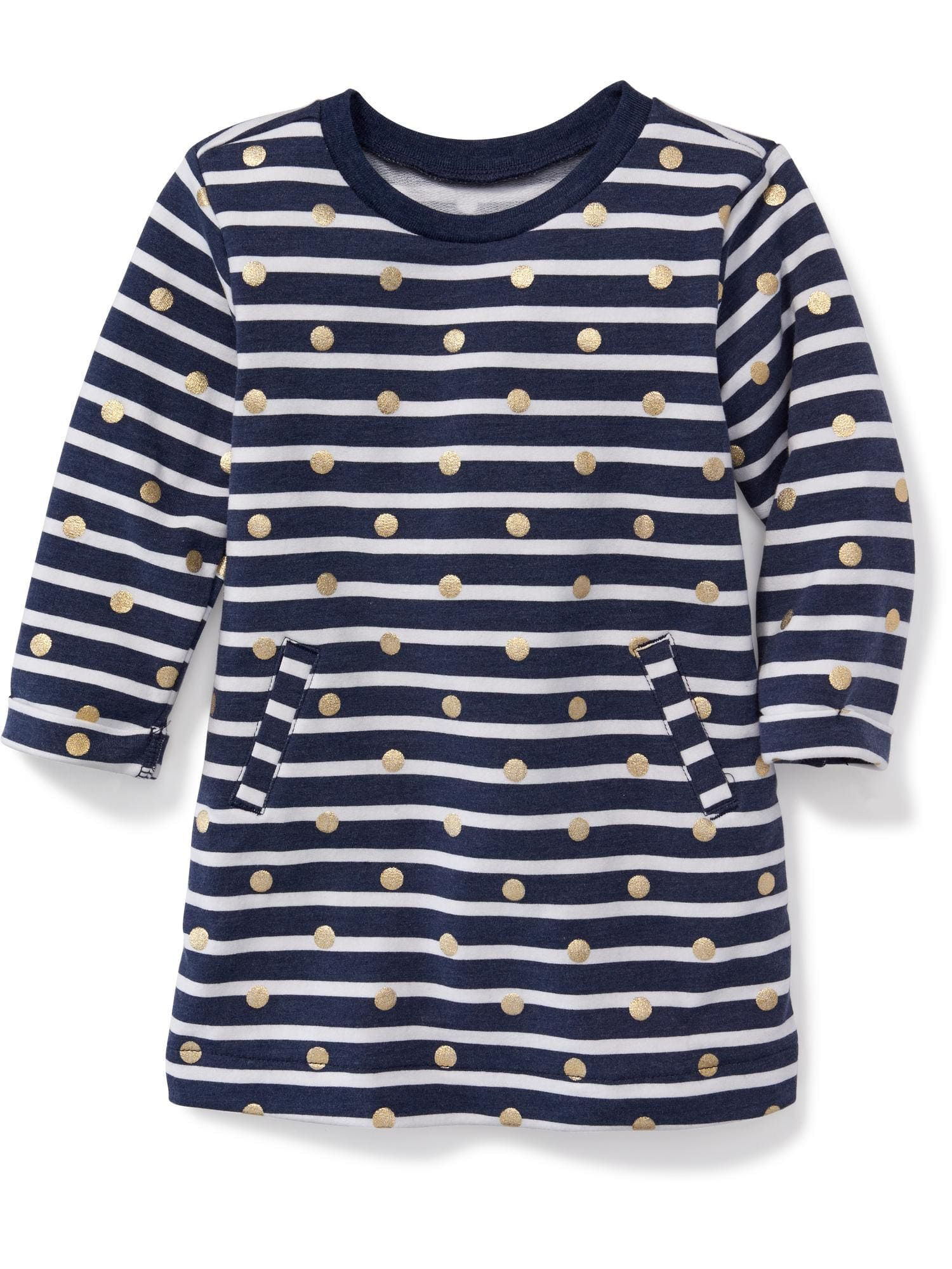 French Terry Dress for Baby Old Navy