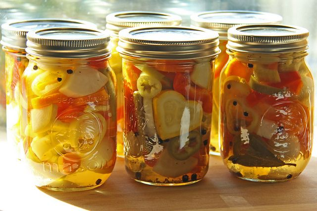 Jardiniere Recipes Preserving The Harvest Pinterest Canning