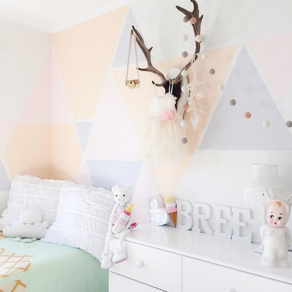 Kids Pastel Room: INSPIRING INSTAGRAM KIDS'ROOMS