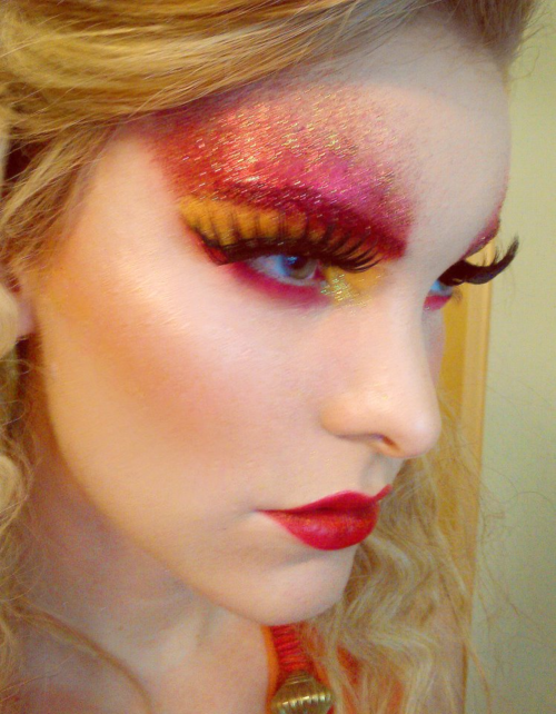 Photo of kaosmakeupartist på Tumblr