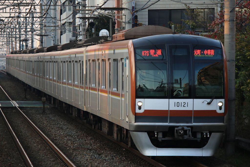 副都心線10000系 10121F - 写真共有サイト「フォト蔵」