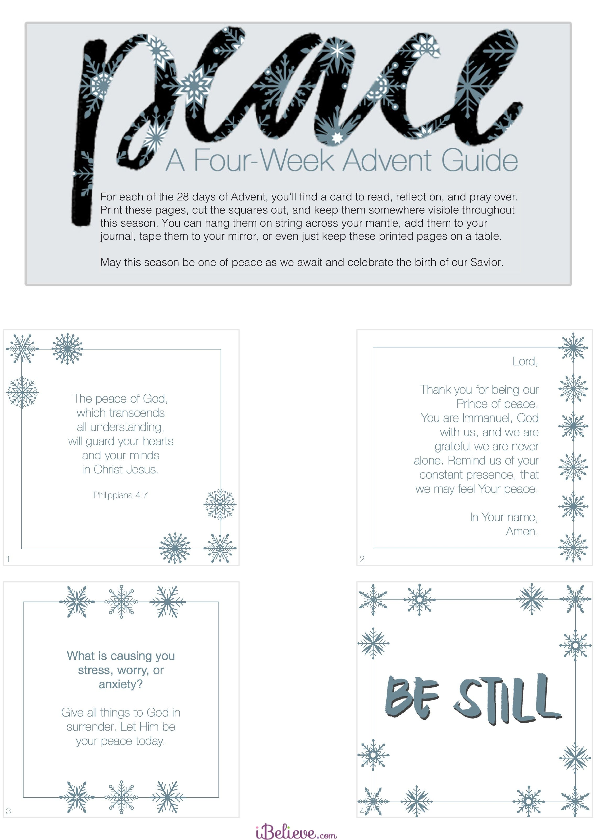 It is a picture of Adaptable Free Printable Advent Bible Study
