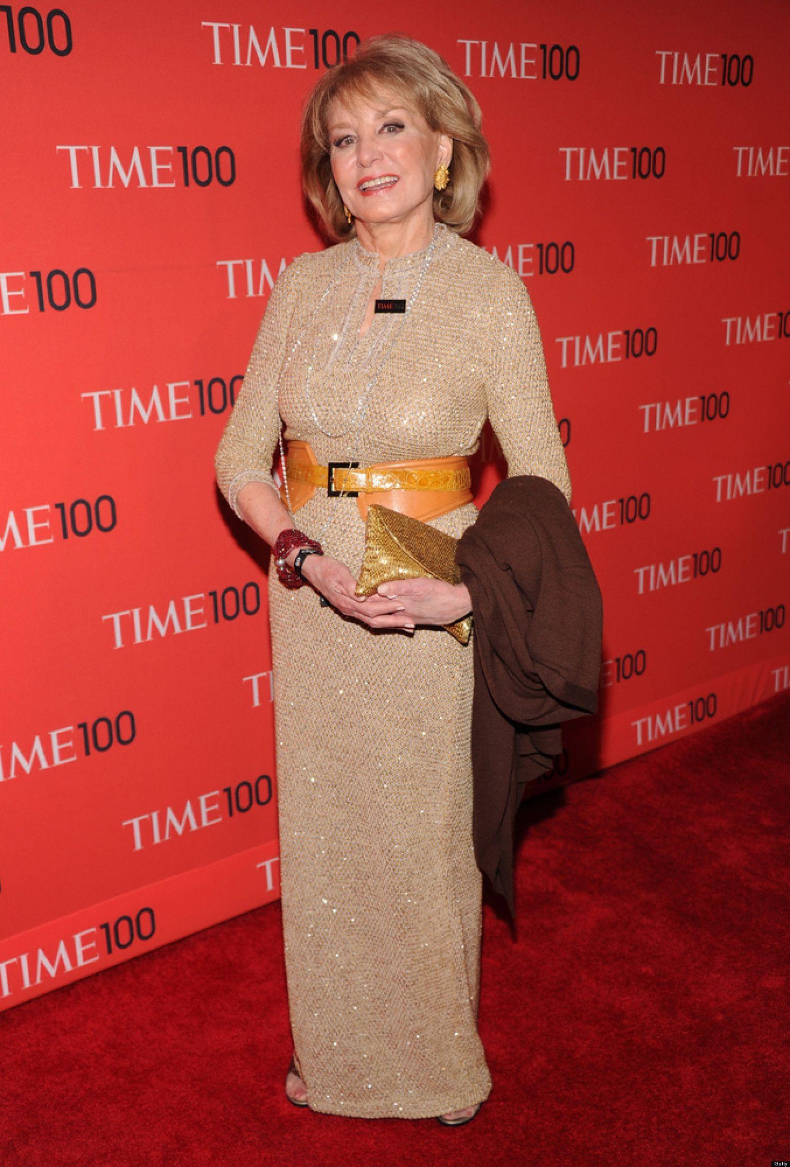 Barbara Walters handler