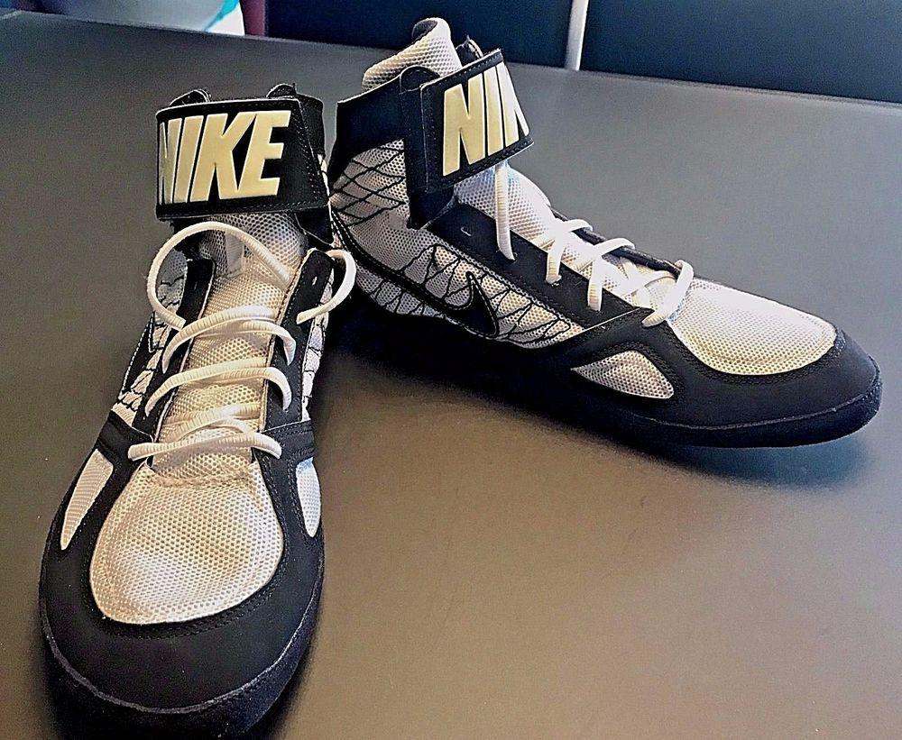 f2ab9ea7846c67 New Nike Takedown 4 IV Black   White Wrestling Shoes Men s Size 12  (366640-001)  fashion  clothing  shoes  accessories  mensshoes   athleticshoes (ebay link)