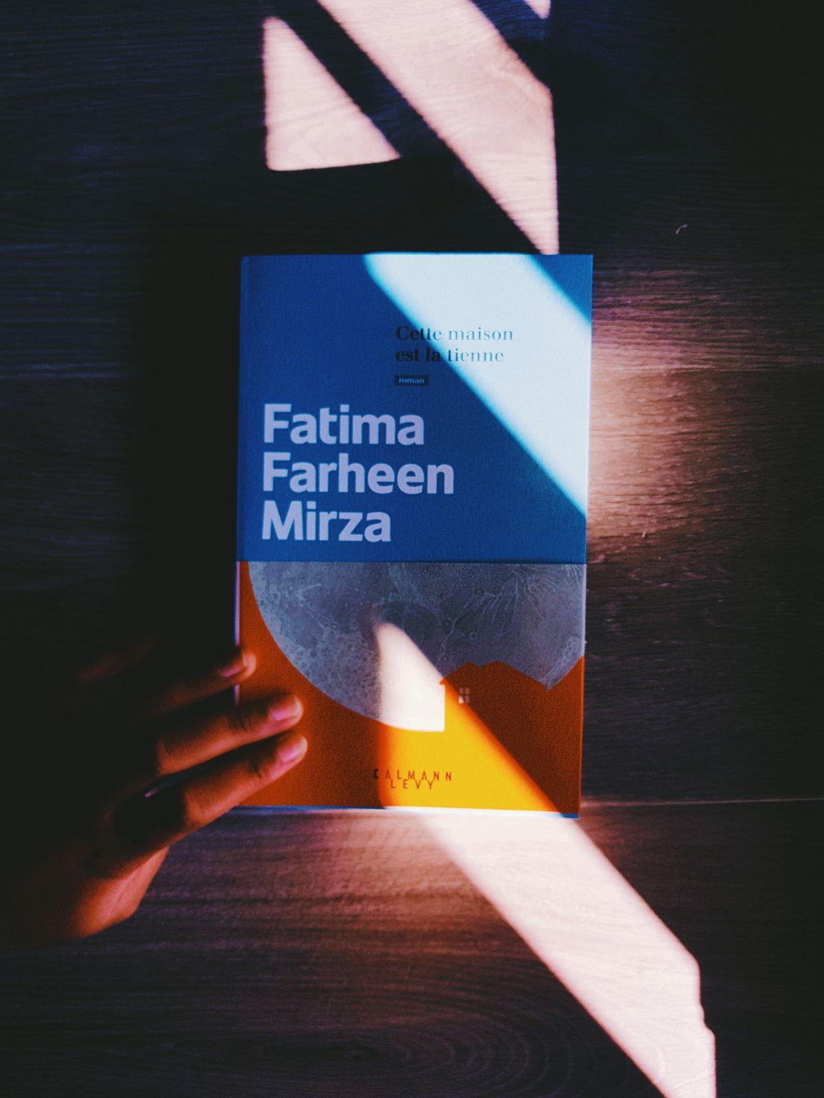Cette maison est la tienne de Fatima Farheen Mirza