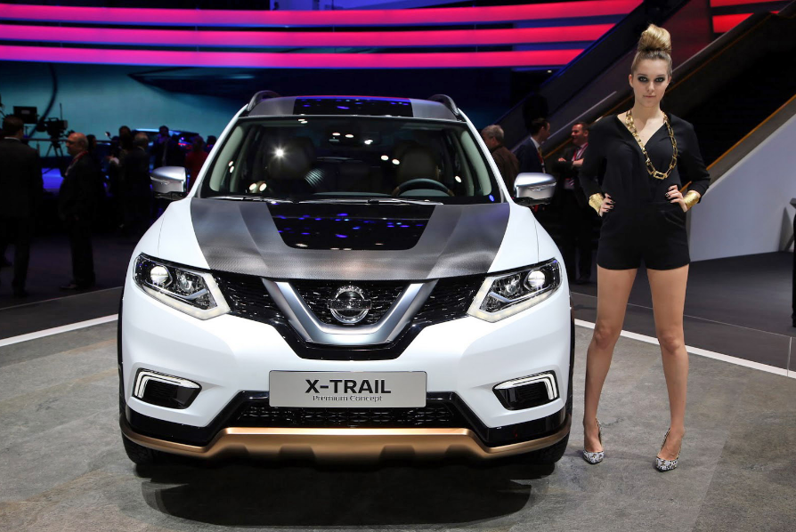 The New Editions Of Nissan X Trail Is Ready To Take A Look The Upcoming 2018 Nissan X Trail Come Out With The N Nissan Xtrail Geneva Motor Show Nissan Qashqai