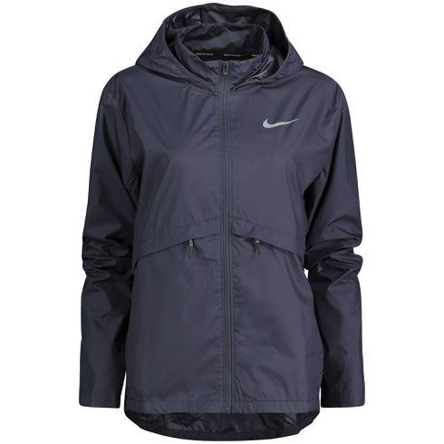 1d0238ea Essential Hooded Running, løpejakke dame, Fiolett | I wish ...