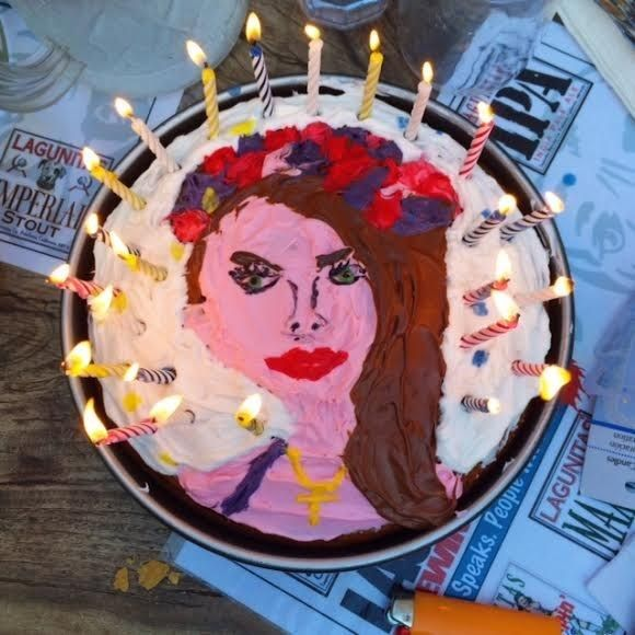 Celebrity Face Cakes Celebrity Faces Cake And Foods