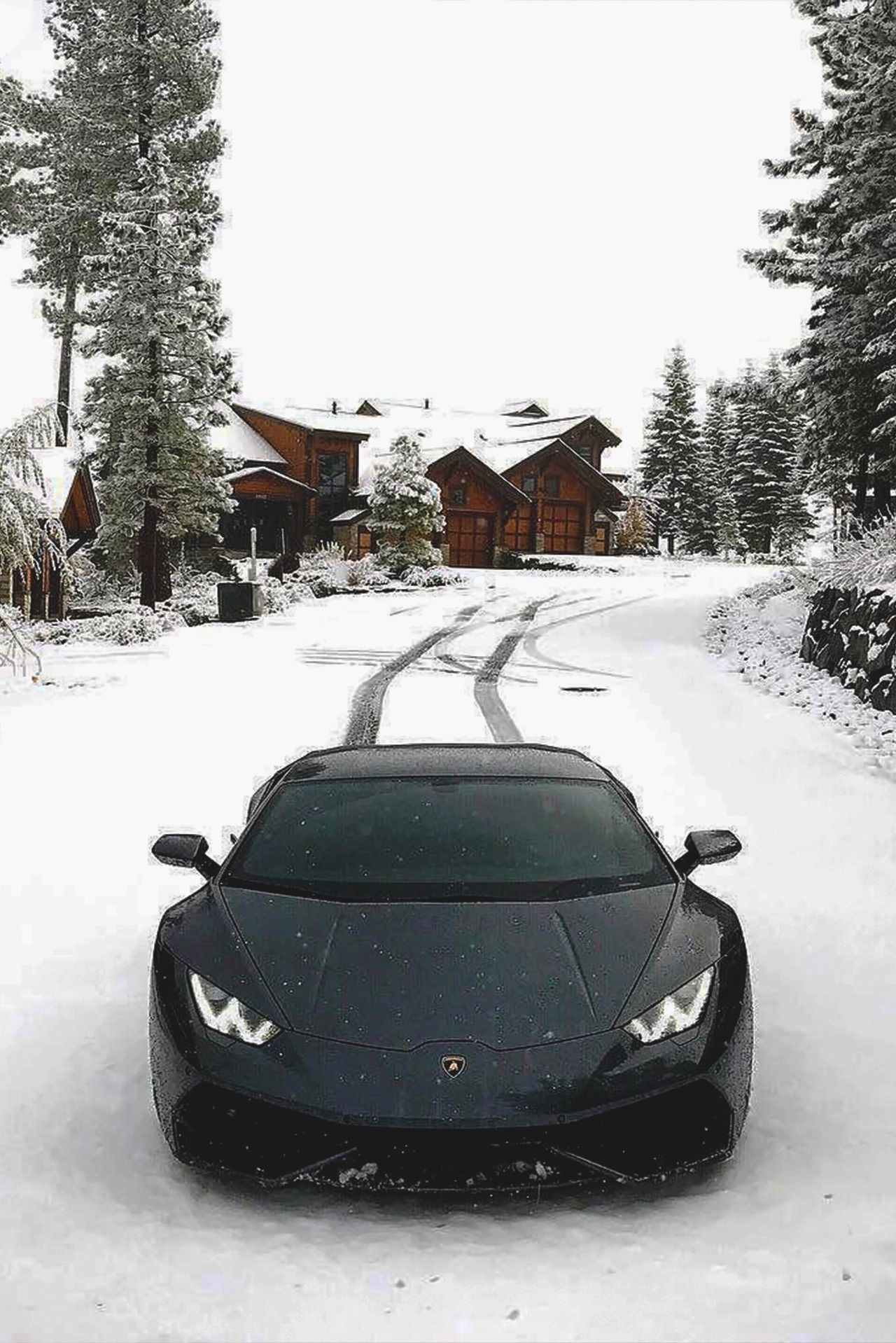 Souhailbog Huracan In Snow By Activfilms More Lamborghini Amazing Cars Super Cars