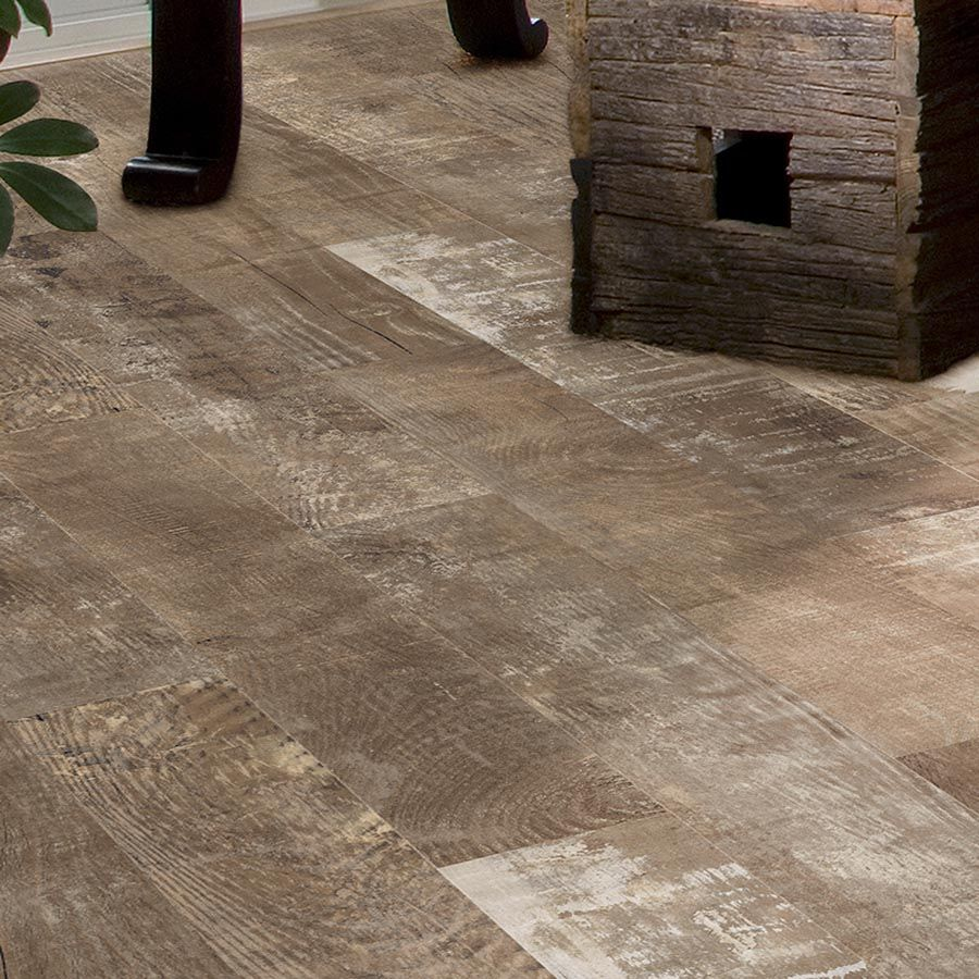 Style Selections Sequoia Ballpark 6 In X 36 In Glazed Porcelain