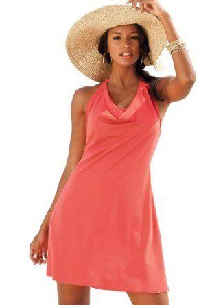 45e798d4ca456 Roamans Womens Plus Size Convertible Swimdress  Price   67.88 -  77.88
