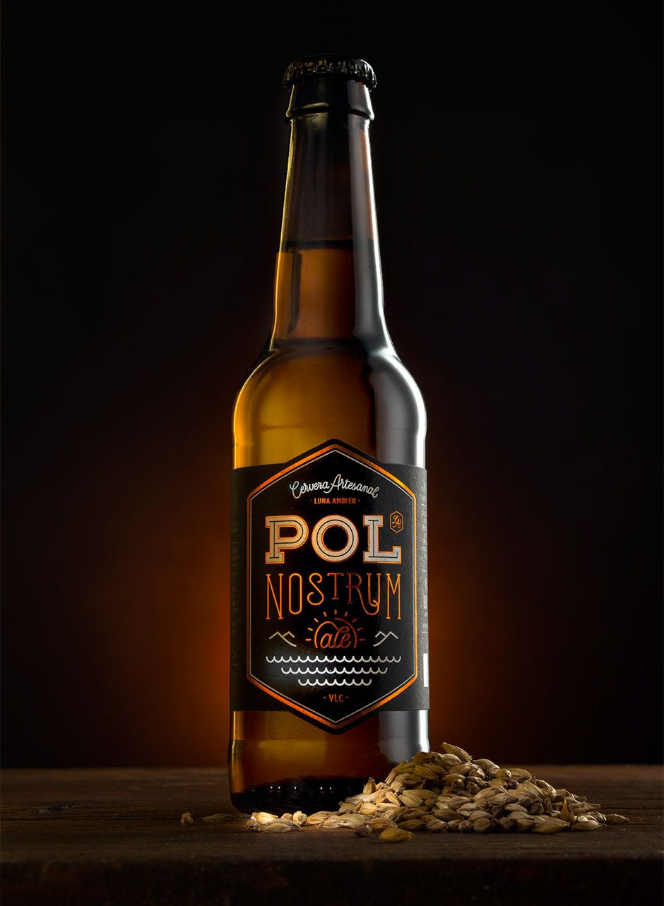 """Pol Nostrum Ale is a Valencian Craft Beer, awarded with 3 Gold Stars by the prestigious International Taste & Quality Institute in Brussels in 2014, named the """"most valued"""" Spanish beer of the year by ITQi and one of the best in the world.As a starting …"""