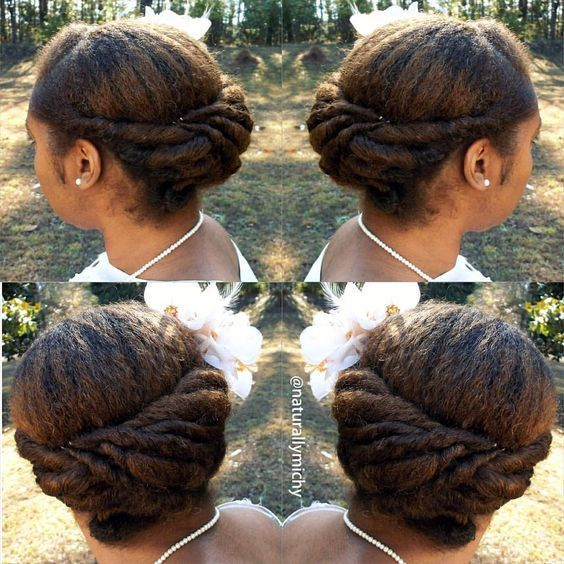 Take a look at these 40 inspiring protective styles for black natural hair Chic trendy protective hairstyles for short medium and long natural hair Enjoy hair updo 40 Pro...