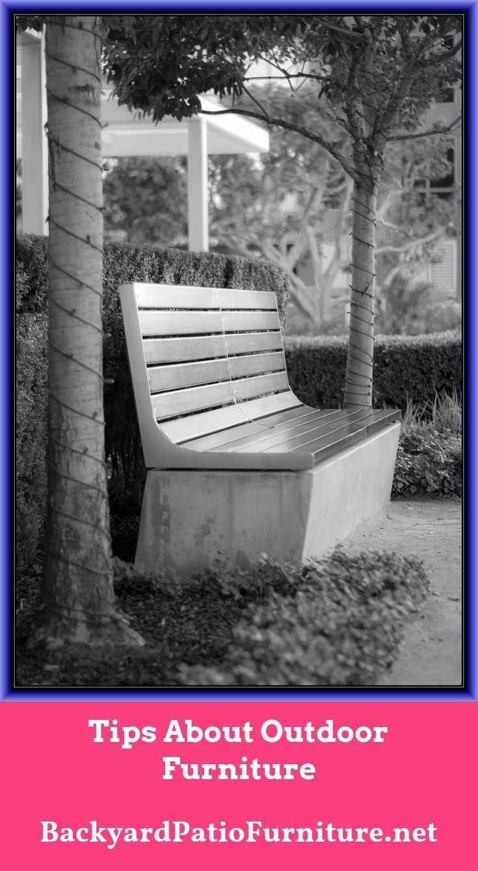 learn more outdoor furniture backyard patio backyard furniture rh pinterest com