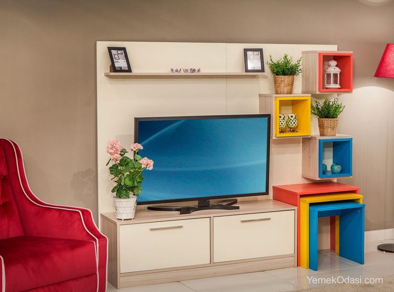 Modern yeni tv unite modelleri 7 - Tv Nitesi Mi Konsol Mu Tercih Etmeli Salon Ve Oturma Odalar N N En Ok Tercih Edilen Iki