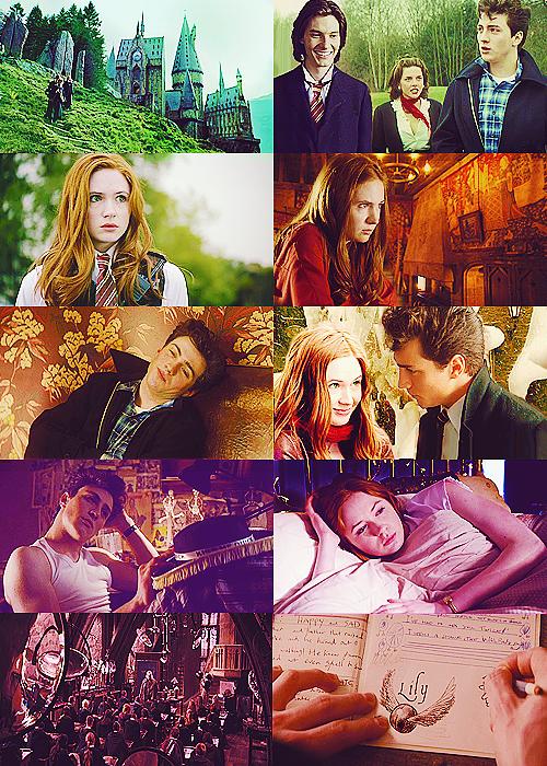 Log In Tumblr James Potter Harry Potter Universal Lily Potter