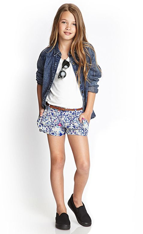 Junior Girls clothing kids clothes kids clothing | Forever 21 | Kids Outfits | Pinterest | Kid ...