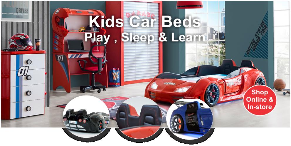 dreamerz furniture kids car beds online