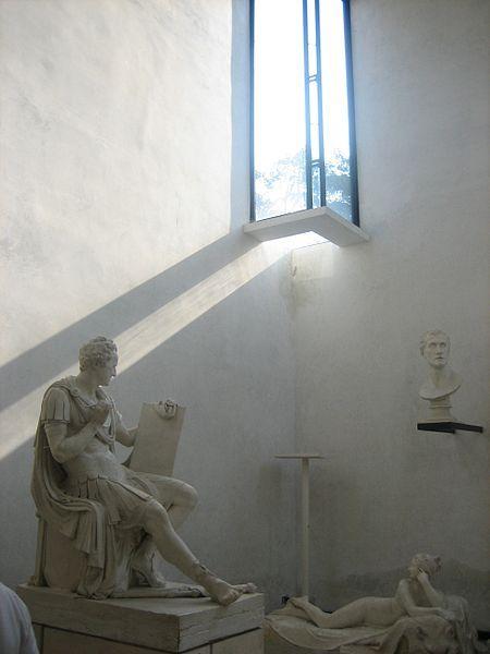 Gipsoteca del Canova, Carlo Scarpa, 1956–1957, Possagno