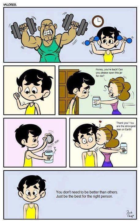awwww So true
