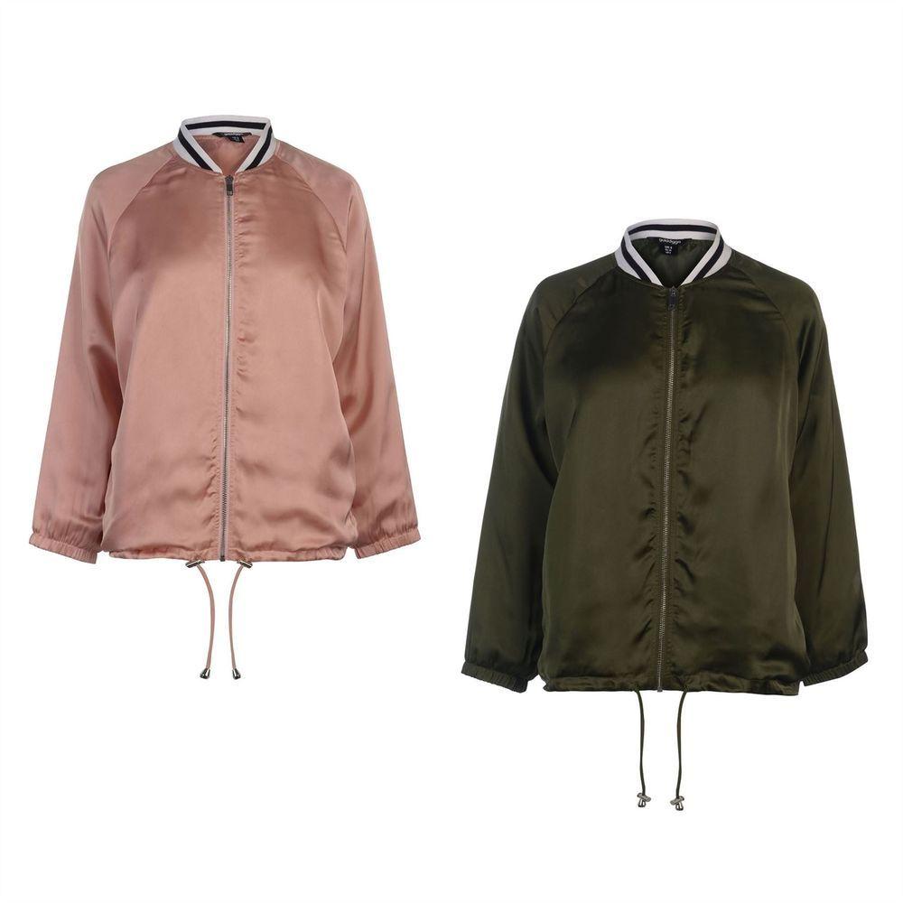 7481604b53c8c Golddigga Bomber Jacket Womens Coats Outerwear  fashion  clothing  shoes   accessories  womensclothing  coatsjacketsvests (ebay link)