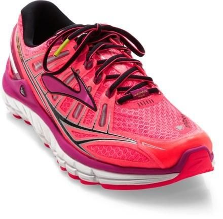 ad667799a5d Got these a few weeks ago and I    LOVE    them. Really great for my over- pronation.  ) Women s Brooks Transcend Road-Running Shoes.
