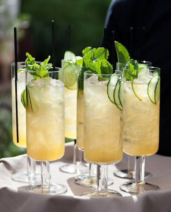 Wedding Cocktail Food Ideas: Wedding Signature Drinks Ideas