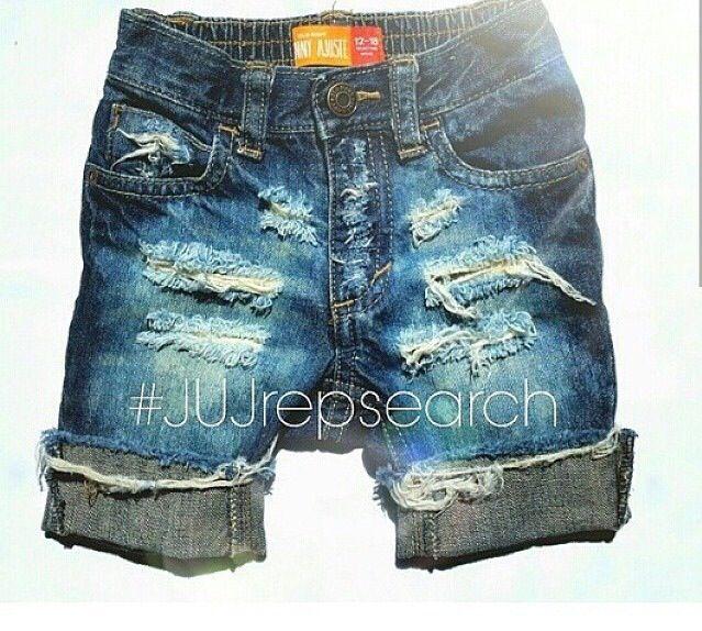 8b6fc3c56 DIY distressed denim shorts. Toddler Jeans, Baby Jeans, Girls Jeans, Baby  Boy