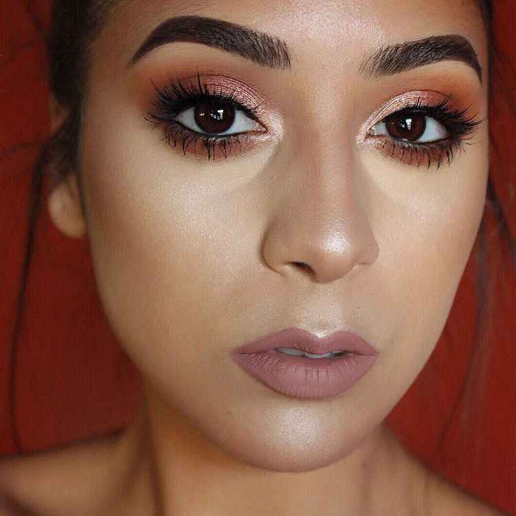 """Elle DeJesus on Instagram: """"As promised... Morphe 35O representttttt‼️ (This palette, you guys ) Slathered it all over my eyes Some more key makeup deets: Foundation