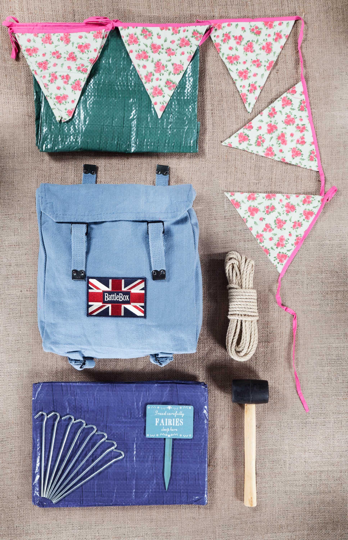 Glorious Girls Den Kit | Battlebox Adventure Kits #childrens ...