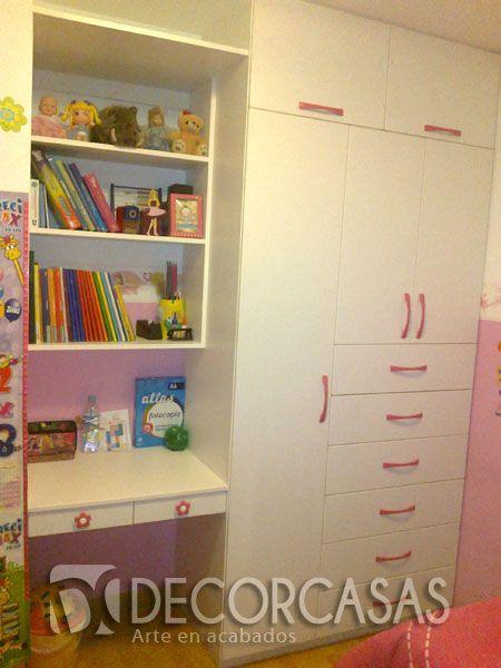 Este espacio seg n los planos estaba proyectado solo para for Closets modernos para jovenes
