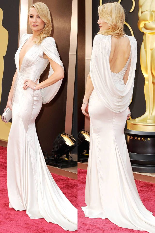 theLIST: Oscars 2014: The 10 Best Dressed | Kate hudson, Versace and