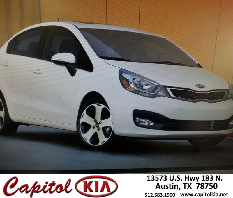 Congratulations to Ayshelle King on your #Kia #Rio purchase from Sean Wolf at Capitol Kia! #NewCar