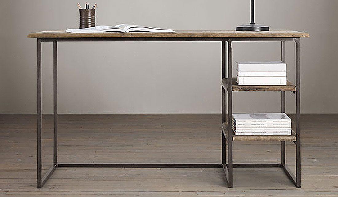 Fulton desk by restoration hardware furniture design