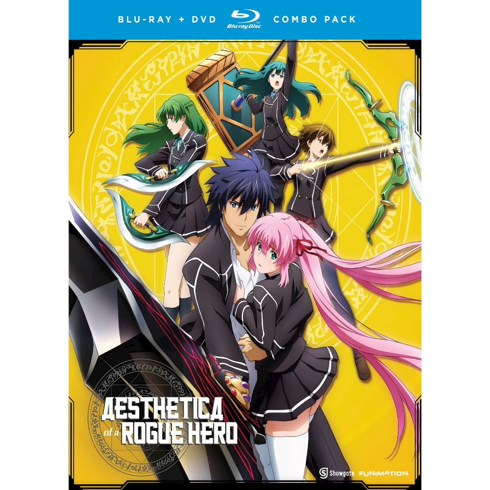 Aesthetica of a rogue hero the complete series bluray