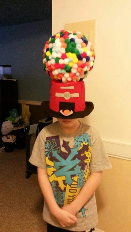 Crazy hat day..