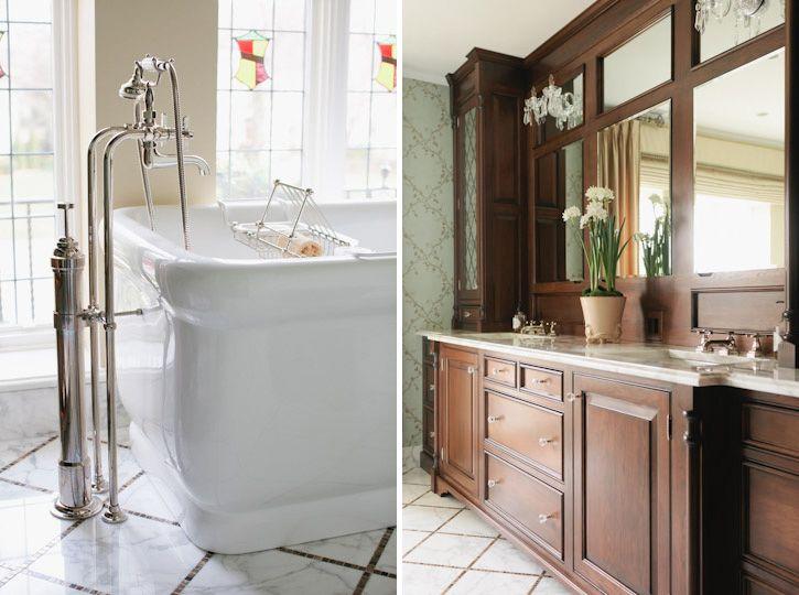 Design Via Jean Stoffer Design  Bathrooms  Pinterest  Bath Fascinating Bathroom Designer Chicago Design Inspiration