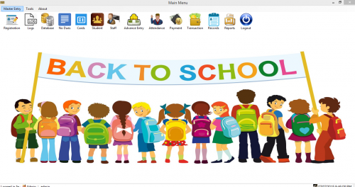 Advanced School Management System | Free website templates and web ...