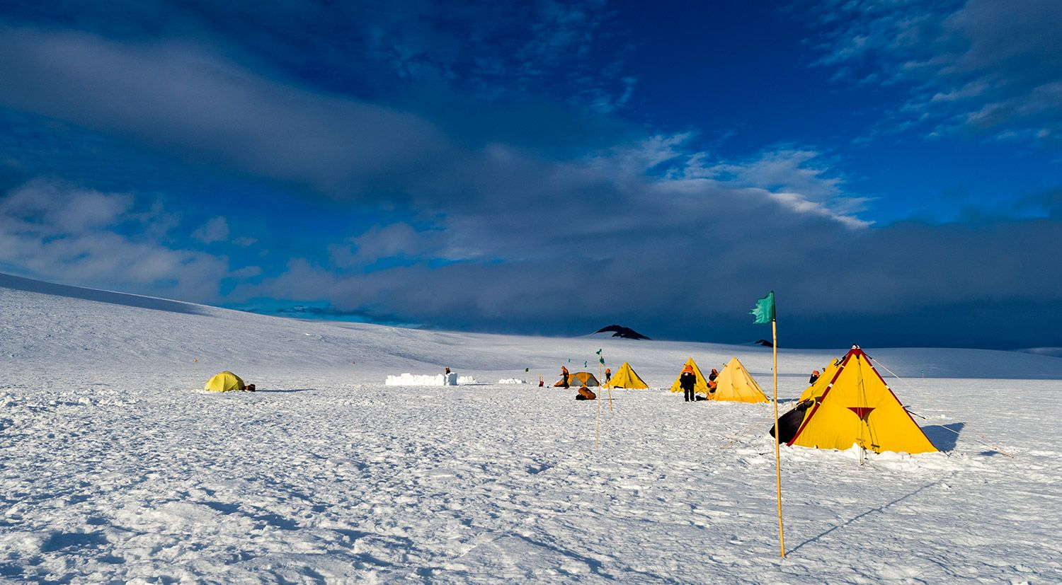 Air New Zealand Journey Through Antarctica With National