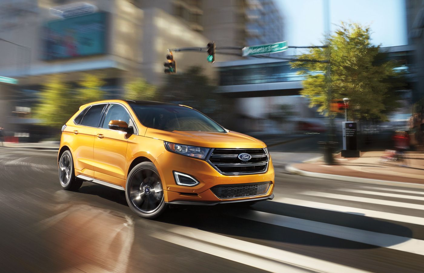 Check Out The Bold New Design Of The  Edge Build Price Your Ford Edge To Fit Your Needs