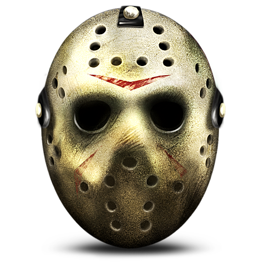 Icons Iconarchive Com Icons Kajdax The Lost Props 512 Jason Mask Icon Png Jason Mask Jason Drawing Jason Voorhees Drawing