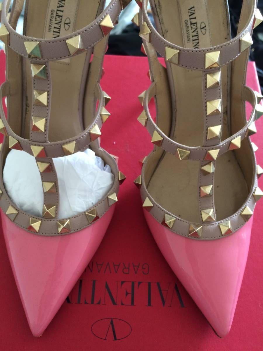 692c724bad scarpin valentino original com nota fiscal - sapatos valentino Comprar  Sapatos